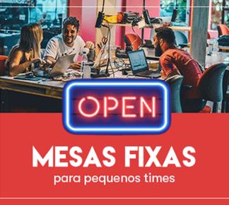Coworking Mesa Fixa