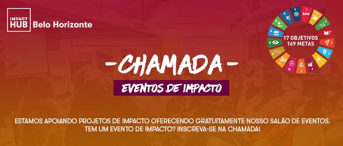 Chamada eventos de impacto